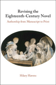 Revising the Eighteenth-Century Novel