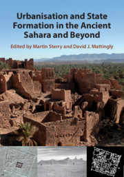 Urbanisation and State Formation in the Ancient Sahara and Beyond