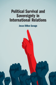 Political Survival and Sovereignty in International Relations