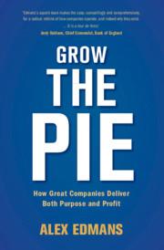 Grow the Pie