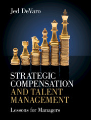 Strategic Compensation and Talent Management