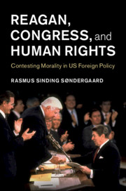 Reagan, Congress, and Human Rights