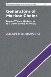 Generators of Markov Chains