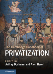 The Cambridge Handbook of Privatization