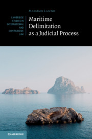 Maritime Delimitation as a Judicial Process