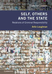 Self, Others and the State