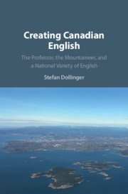 Creating Canadian English