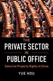 The Private Sector in Public Office