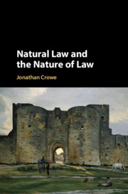 Natural Law and the Nature of Law