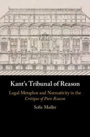 Kant's Tribunal of Reason