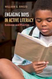 Engaging Boys in Active Literacy