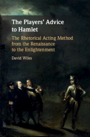 The Players' Advice to Hamlet
