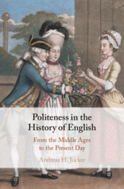 Politeness in the History of English