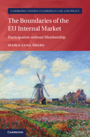 The Boundaries of the EU Internal Market