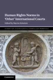Human Rights Norms in 'Other' International Courts