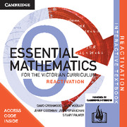 Essential Mathematics for the Victorian Curriculum Year 9 Reactivation (Card)