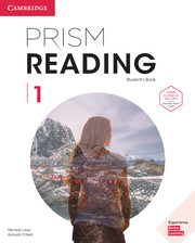 Prism Reading Level 1 Student's Book with Online Workbook