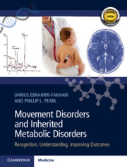 Movement Disorders and Inherited Metabolic Disorders