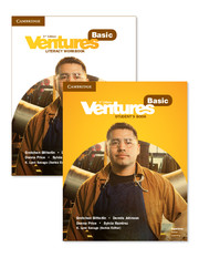 Ventures Basic Literacy Value Pack