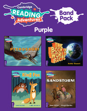 Cambridge Reading Adventures Purple Band Pack