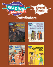 Cambridge Reading Adventures Pathfinders
