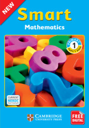 Smart Mathematics Pupil's Book Revised with Cambridge Elevate Edition Primary 1