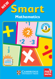 Smart Mathematics Pupil's Book Revised with Cambridge Elevate Edition Primary 3
