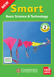 NEW Smart Basic Science & Technology Primary 2