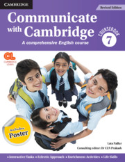 Communicate with Cambridge Level 7 Student's Book with App