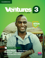 Ventures Level 3 Digital Value Pack