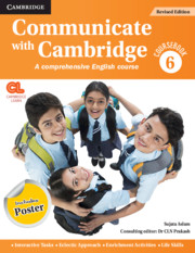 Communicate with Cambridge Level 6 Student's Book with App