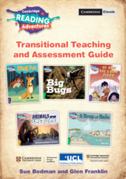 Cambridge Reading Adventures Green to White Bands Transitional Teaching and Assessment Guide with Cambridge Elevate