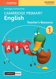 Cambridge Primary English Stage 1 Teacher's Resource with Cambridge Elevate
