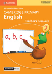 Cambridge Primary English Stage 2 Teacher's Resource with Cambridge Elevate