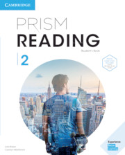 Prism Reading Level 2 Student's Book with Online Workbook