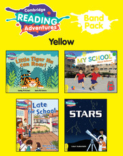 Cambridge Reading Adventures Yellow Band Pack