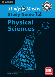 Study and Master Physical Sciences Study Guide Grade 12