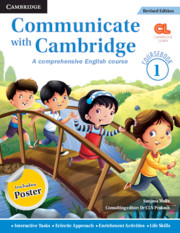 Communicate with Cambridge Level 1 Student's Book with App