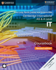 Cambridge International AS & A Level IT