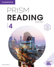 Prism Reading Level 4 Student's Book with Online Workbook
