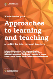 Approaches to Learning and Teaching Whole Series Pack (12 Titles)