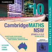 Cambridge Maths Stage 5 NSW Year 10 5.1/5.2 Digital (Card)