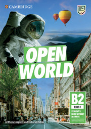 Open World First