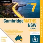 Cambridge Maths Stage 4 NSW Year 7 Digital (Card)