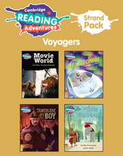 Cambridge Reading Adventures Voyagers Strand Pack