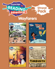 Cambridge Reading Adventures Wayfarers Strand Pack