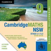 Cambridge Maths Stage 5 NSW Year 9 5.1/5.2 Digital (Card)