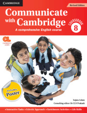 Communicate with Cambridge Level 8 Student's Book with App