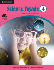 Science Voyage Level 4 Student's Book with App
