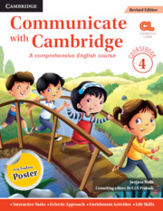 Communicate with Cambridge Level 4 Student's Book with App
